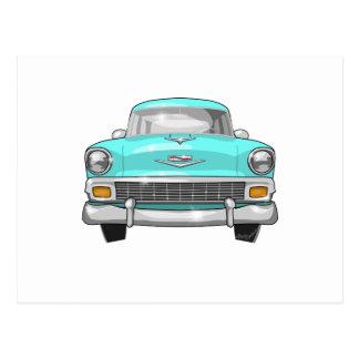 Bel Air 1956 de Chevrolet Cartão Postal
