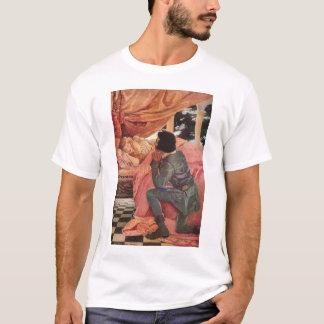 Bela Adormecida do vintage por Jessie Willcox Camisetas
