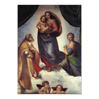 Belas artes de Madonna por Raphael