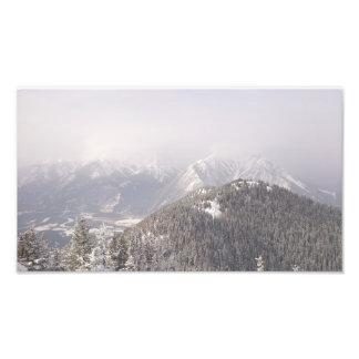 Beleza de Banff Impressão De Foto