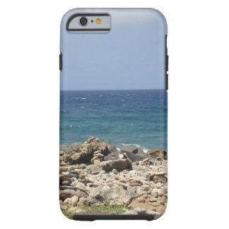 Beleza do oceano capa tough para iPhone 6