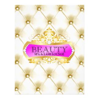 Beleza do ouro 311 flyer 21.59 x 27.94cm