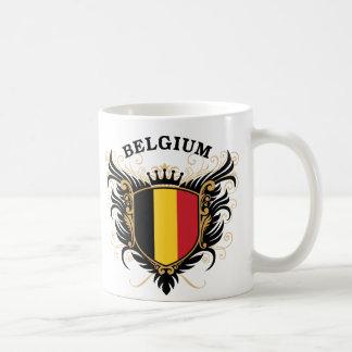 Bélgica Caneca De Café