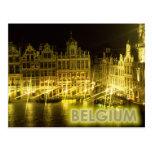 Bélgica Cartão Postal