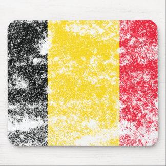 Bélgica - Mousepad afligido