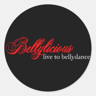 Bellylicious Adesivo