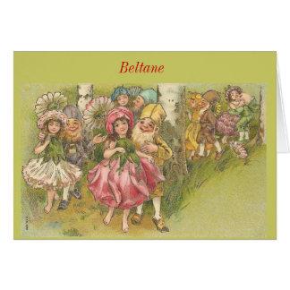 Beltane Cartão