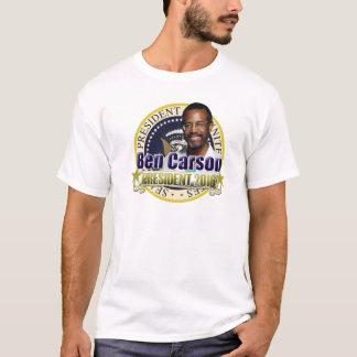 Ben Carson para o presidente T Camisa