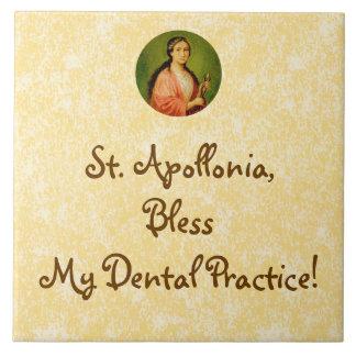 Bênção da prática dental do St. Apollonia (BLA
