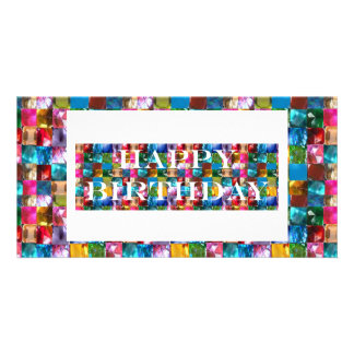 Benevolência surpreendente:  Feliz aniversario Cartão Com Foto