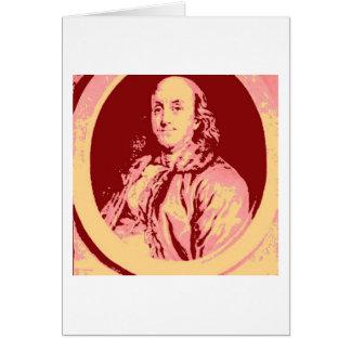 Benjamin Franklin Cartao