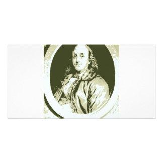 Benjamin Franklin Cartoes Com Fotos