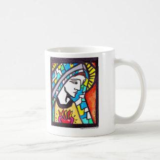 Bens da Virgem Maria Caneca De Café