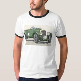 Bentley Camisetas