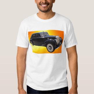 Bentley clássico camisetas