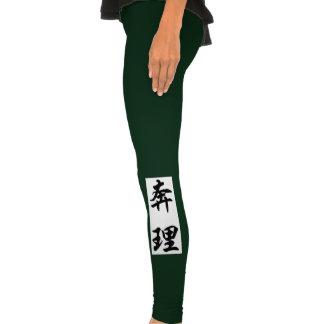 bentley calças leggings