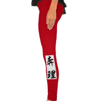 bentley calças legging