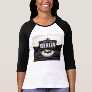 BERLIM Brandenburger baliza, Brandenburgo Gate sun Camisetas
