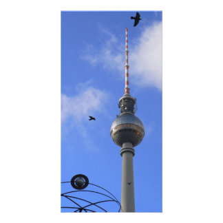 Berlim TV Tower (berlinense Fernsehturm)