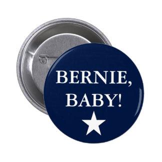 Bernie, bebê! bóton redondo 5.08cm