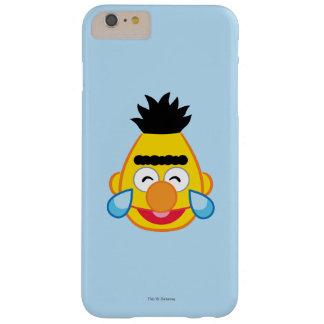 Bert enfrenta com os rasgos da alegria capa barely there para iPhone 6 plus