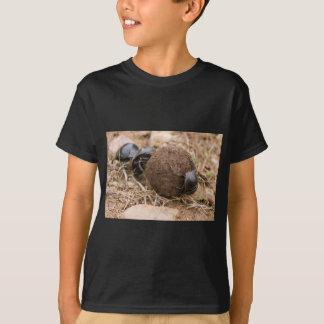 Besouro de estrume camiseta
