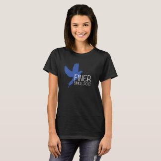 Beta camisa desde 2001 da phi mais fina do Zeta