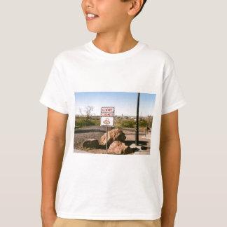 Beware do cobra camiseta
