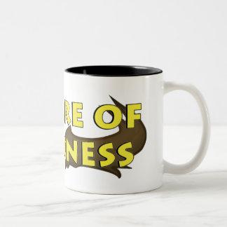 """Beware do """"da caneca de café do logotipo bigode"""""""