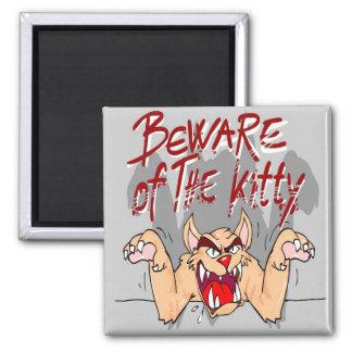 Beware do ímã do gatinho ima