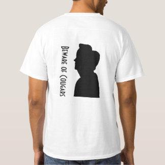 Beware do puma camiseta