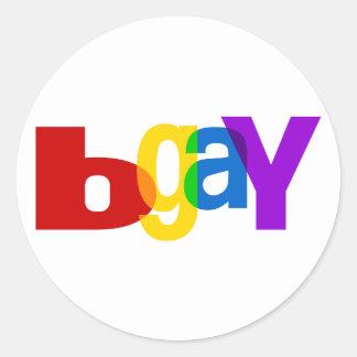 bGay Adesivo