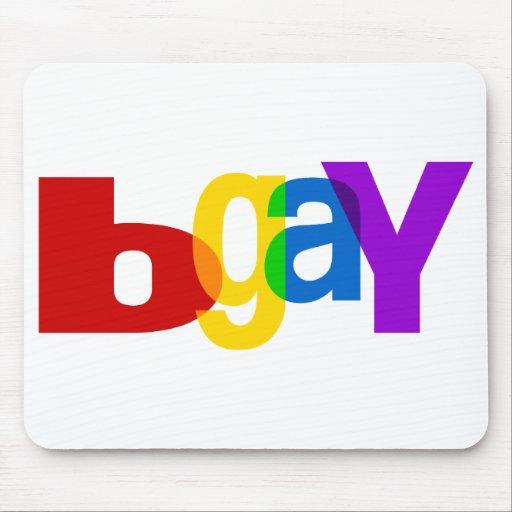 bGay Mousepad