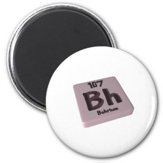 BH Bohrium Imã De Refrigerador