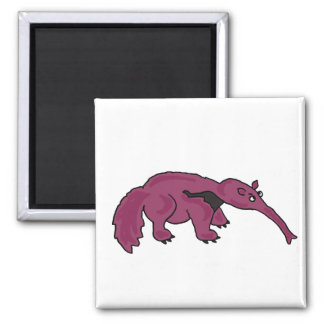 BH ímã dos desenhos animados do Anteater Imã De Refrigerador