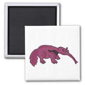 BH ímã dos desenhos animados do Anteater