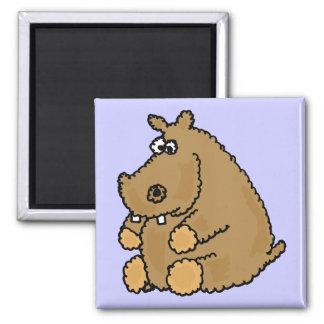 BH ímã engraçado do hipopótamo Imas