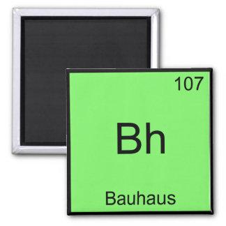 BH - T engraçado do símbolo do elemento da química Imã De Geladeira