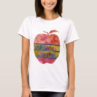 Biblioteca Apple Camiseta