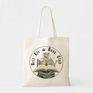 Biblioteca de Licking County: Clube de leitura do  Sacola Tote Budget