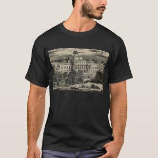 Biblioteca do Congresso, Washington DC, vintage Camiseta