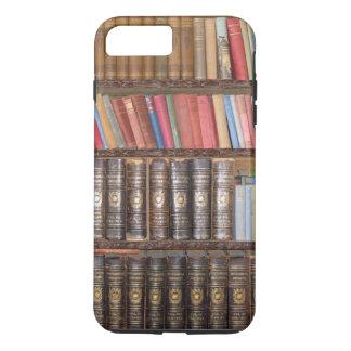 Biblioteca do vintage capa iPhone 7 plus