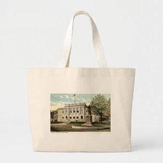 Biblioteca pública, Adams, massa. 1917 Bolsa Para Compra