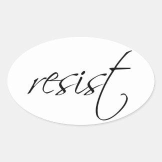 Bichano cor-de-rosa Badass: Resista etiquetas