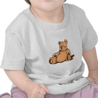 Bichinho de pelúncia teddy bear tshirts