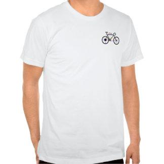 Bicicleta, bicicleta, ciclo, esporte, Biking, insp Camisetas