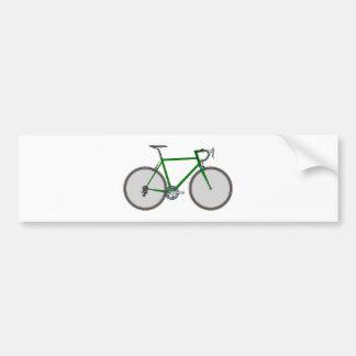 Bicicleta bicycle adesivo para carro