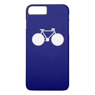 bicicleta - biking + bicicleta capa iPhone 7 plus