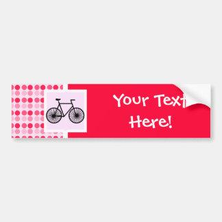 Bicicleta bonito adesivos