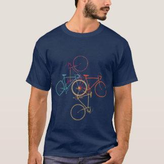 Bicicleta - ciclismo - biking camiseta